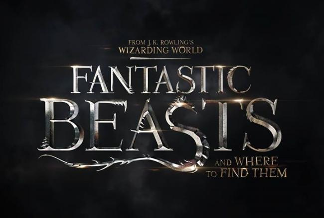 Fantastic Beasts and Where to Find Them Filmlogo