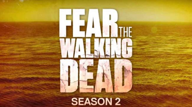 Fear The Walking Dead Staffel 2 Logo