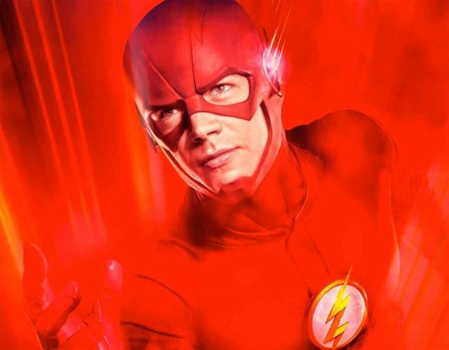 The Flash - Offizielles Poster für Staffel 3