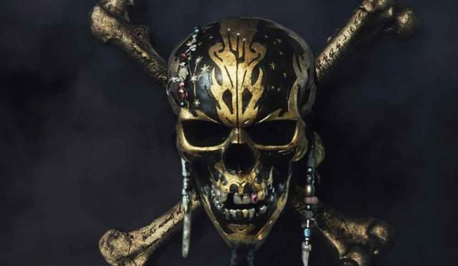 Pirates of the Caribbean: Salazars Rache Teaser-Poster