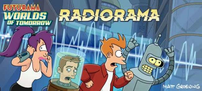 "Futurama: Podcast-Episode ""Radiorama"""