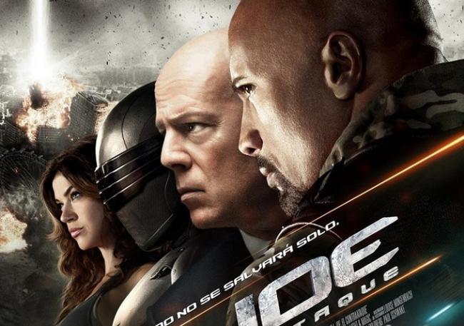 G.I. Joe 2 Poster