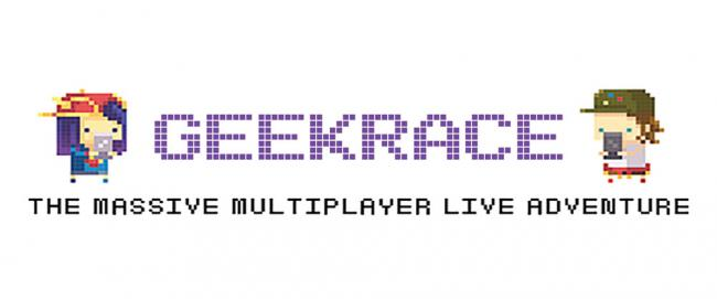 GeekRace Logo