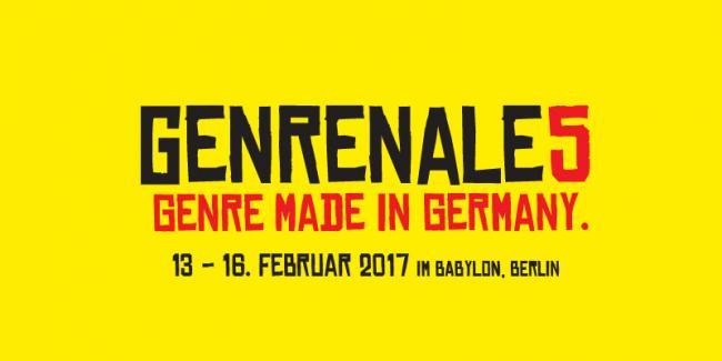 Genrenale Trailer Und Programm Zum Deutschen Genre Festival