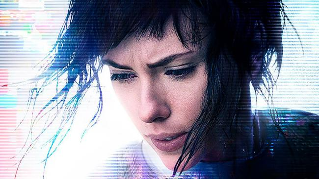 Ghost in the Shell Scarlett Johannson