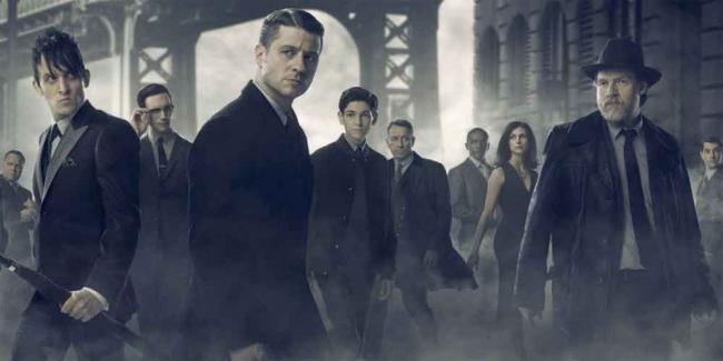 Gotham Staffel 3 Poster
