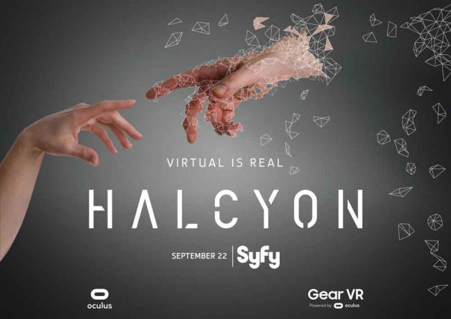 Halcyon Poster