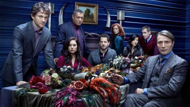Hannibal: Cast-Foto zur 3. Staffel