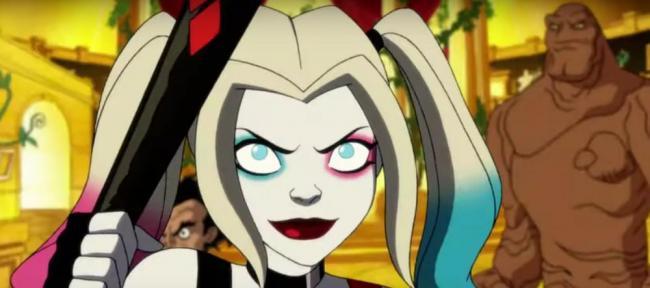 Harley Quinn Animated Series Zeichentrick