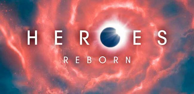 Heroes Reborn Logo