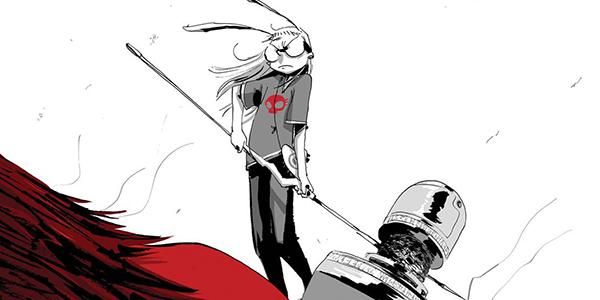 I Kill Giants.
