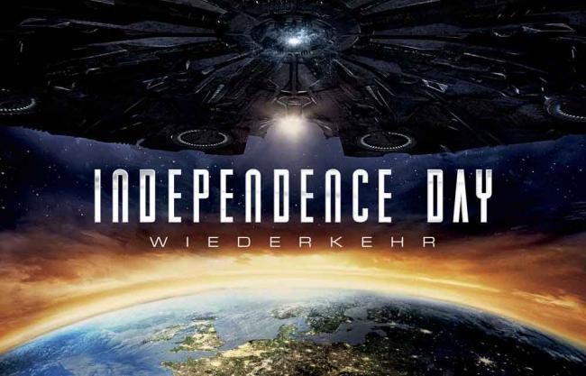 Independence Day: Wiederkehr Teaser-Poster