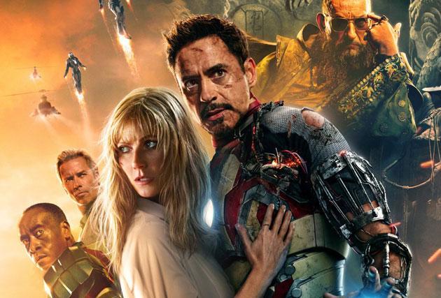Iron Man Darsteller