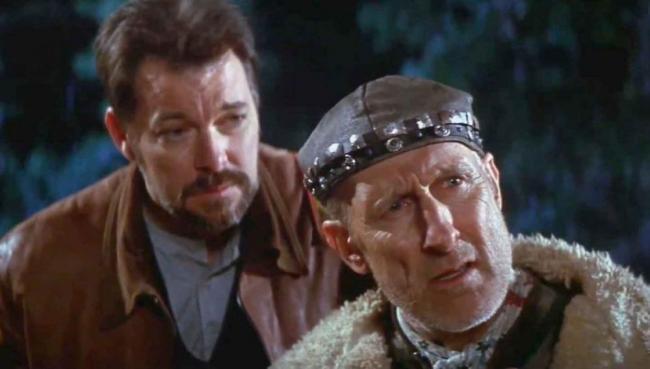 James Cromwell als Zephram Cochrane in Star Trek: Der erste Kontakt