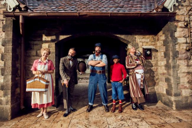 Cast von Jim Knopf und Lukas der Lokomotivführer