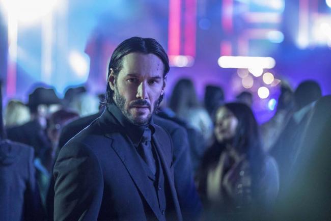 John Wick: Kapitel 2 - Szenenbild mit Keanu Reeves