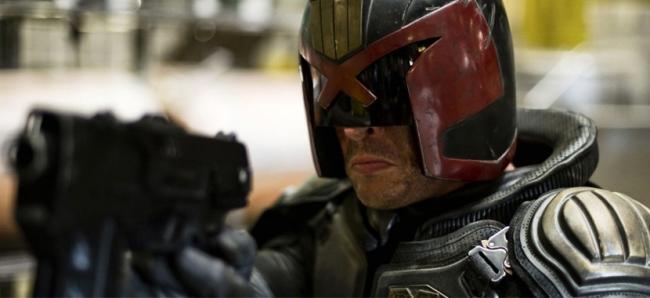 Judge Dredd Image by DNA Films