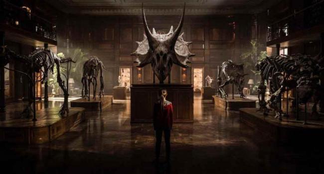 Szenenbild aus Jurassic World 2