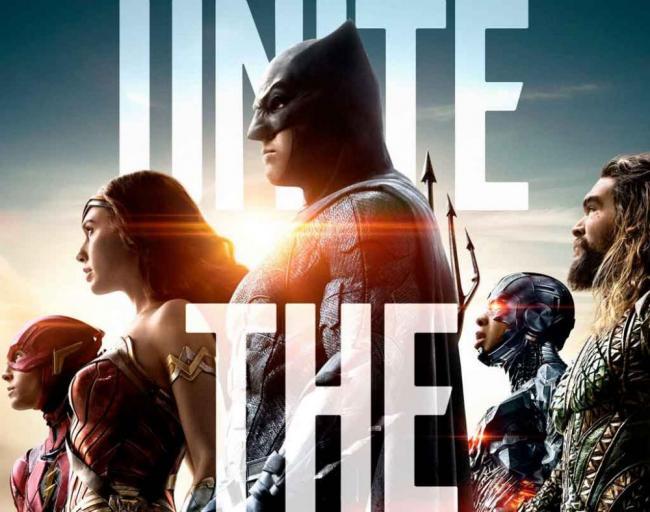 Postermotiv zu Justice League (2017)