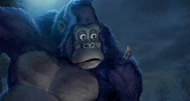 Kong - King of Apes