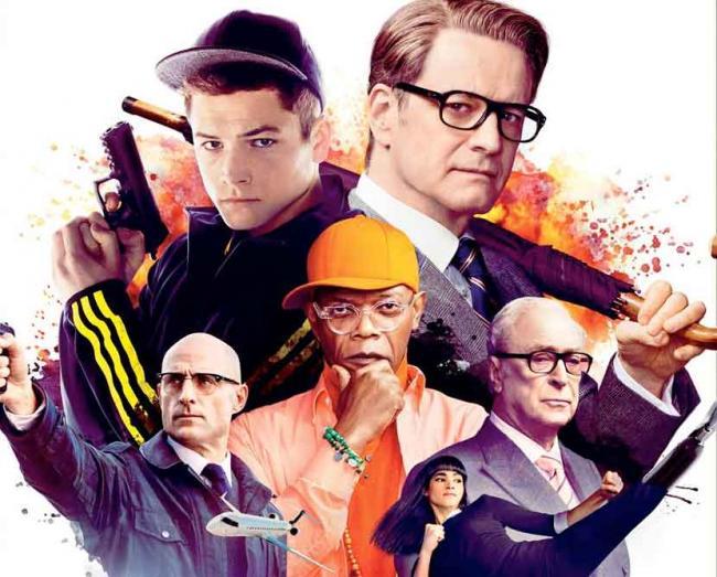 Kingsman: The Secret Service Poster