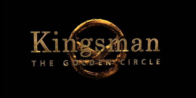 Kingsman 2: The Golden Circle Logo