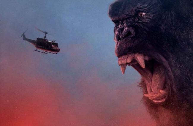 Poster zu Kong: Skull Island