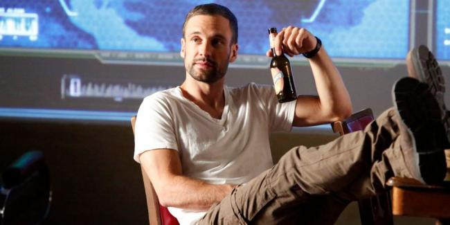 Lance Hunter in Agents of Shield
