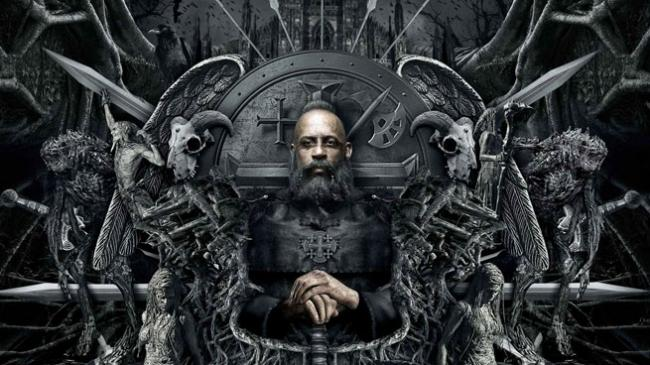 Vin Diesel ist The Last Witch Hunter