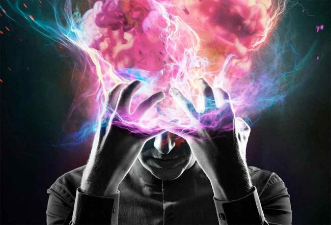 Legion: Poster zur X-Men-Serie