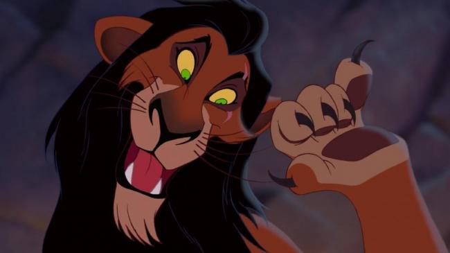 Lion King Scar König der Löwen
