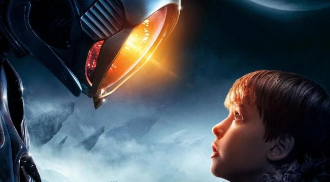 Lost in Space Remake Netflix