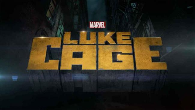 Marvel's Luke Cage Logo