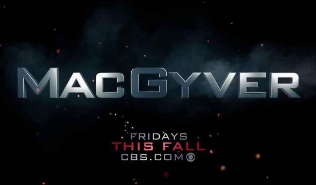 MacGyver Logo 2016