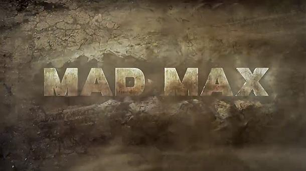 Mad Max Videogame logo