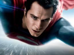 "Der fliegende ""Man of Steel""-Superman"