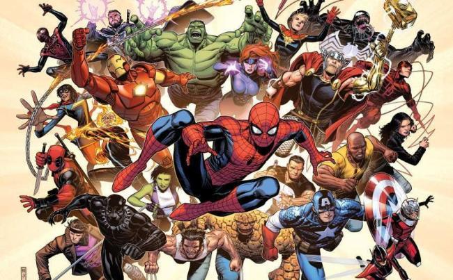 Marvel Comics Fresh Start