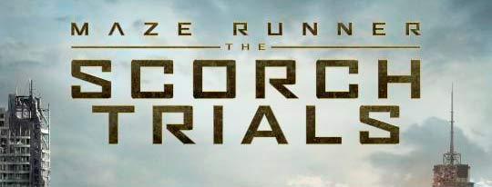 Maze Runner 2 Logo