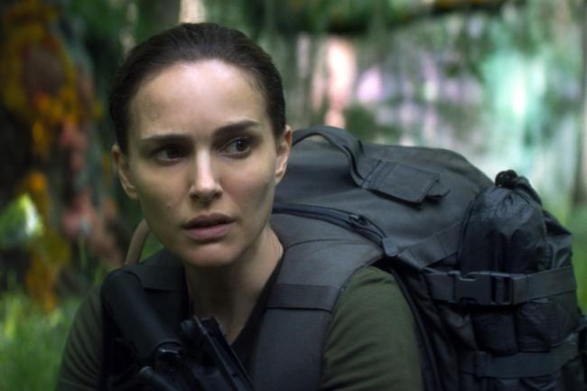 Natalie Portman in Auslöschung