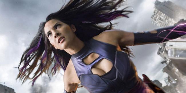 Olivia Munn X-Men: Apocalypse