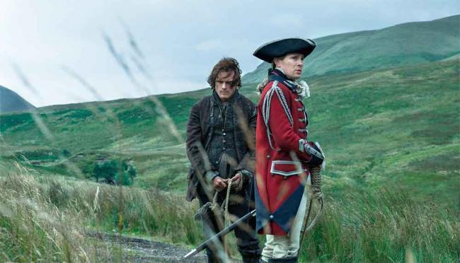 Outlander Staffel 3: Lord John Grey (David Berry)