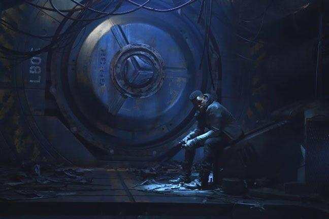 John Boyega in Pacific Rim 2