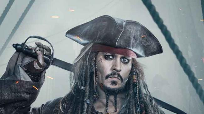 Pirates Of The Caribbean 5: Salazar's Rache