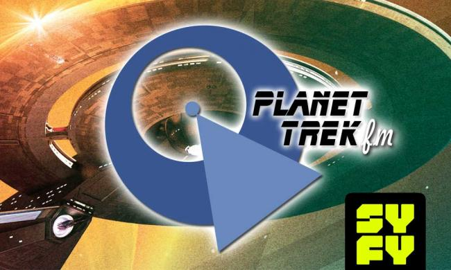 Planet Trek FM: Der Podcast zu Star Trek Headergrafik