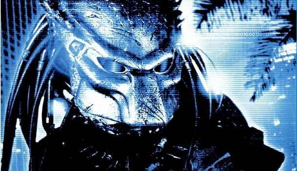 Predator 2 Blu-ray Cover