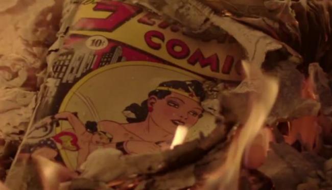 Professor Marston_The Wonder Women_Comicbuch