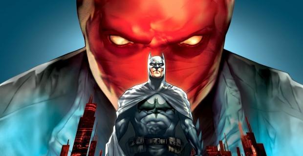 Red Hood Batman