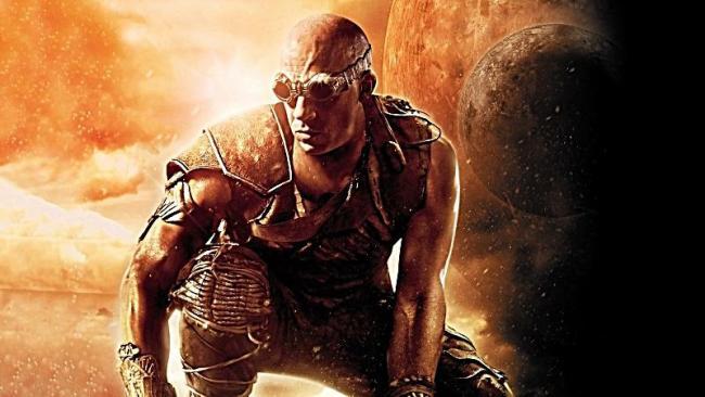 Vin Diesel ist Riddick
