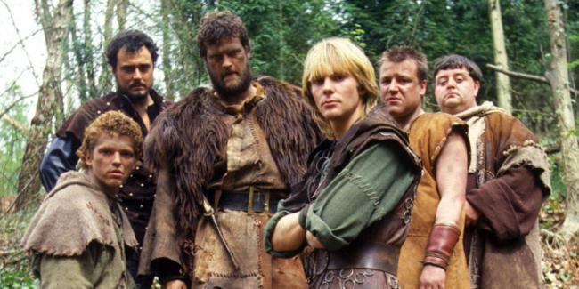 Cast Robin of Sherwood