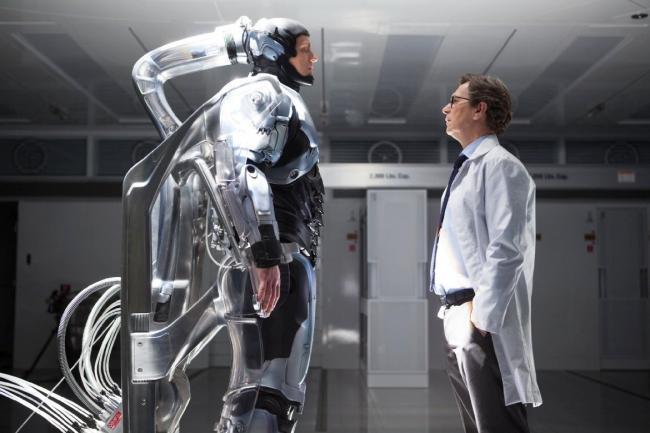 Szenenbild aus Robocop (2014)